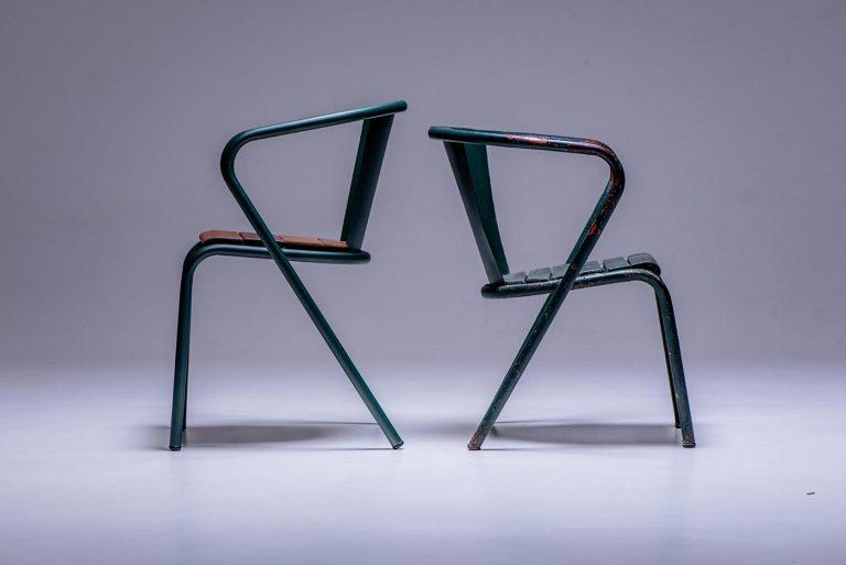 Ein neuer Stuhl mit 60-jähriger Geschichte